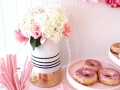 pink the town doughnut party 4