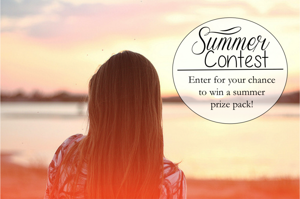 summer contest giveaway