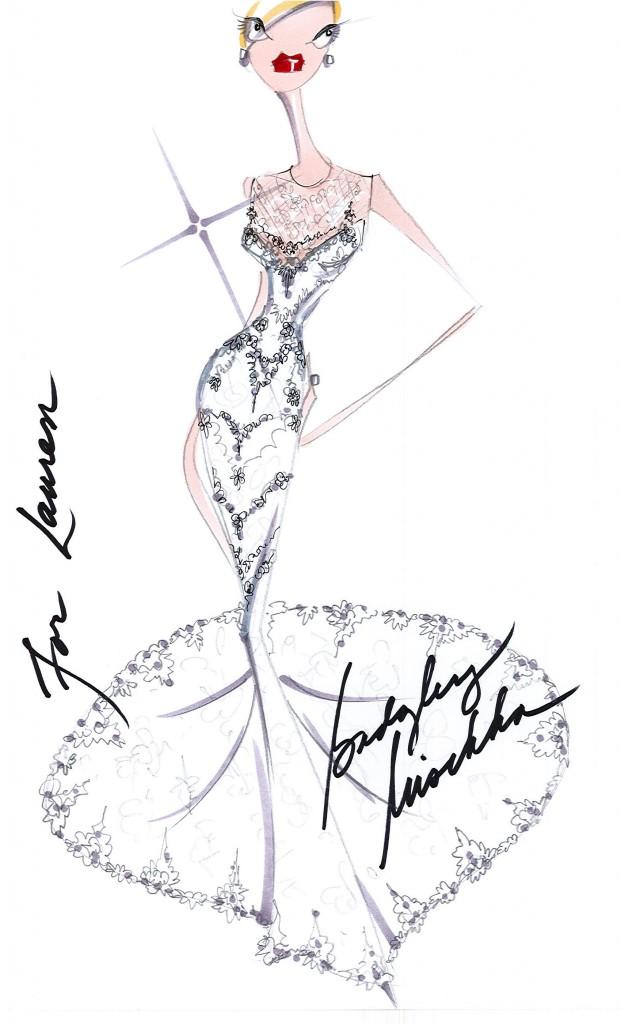 LC Sketch by BM