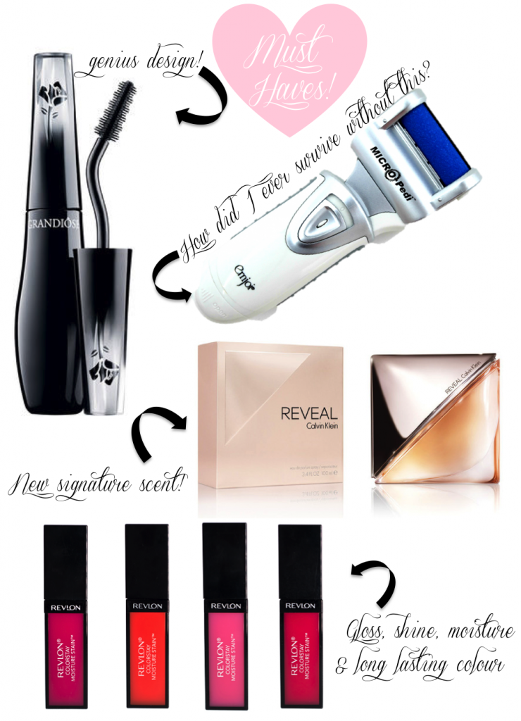 must haves pink the town