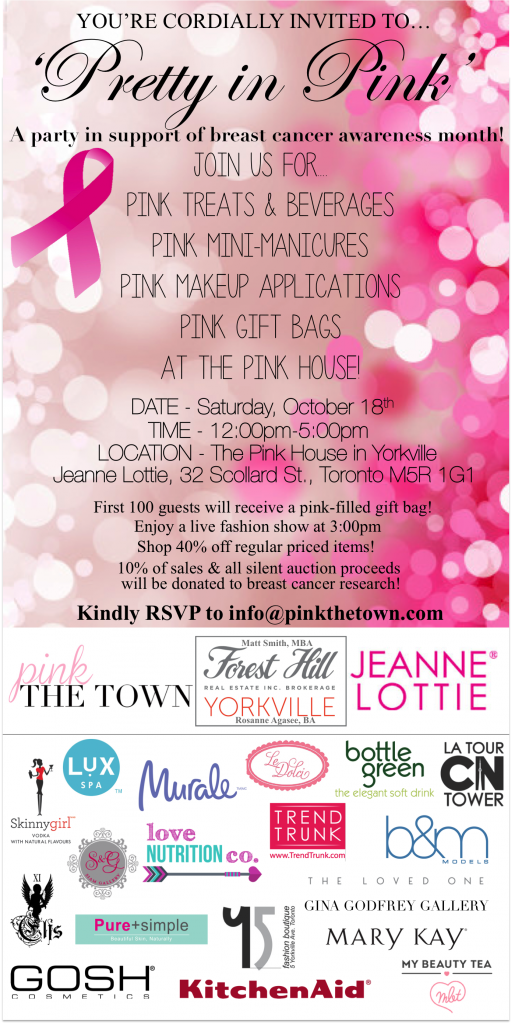 pretty in pink final invite