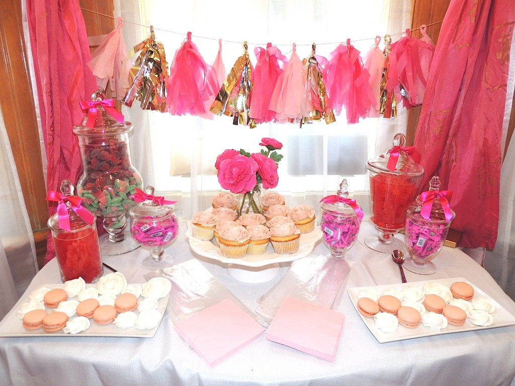 pretty in pink candy bar 2