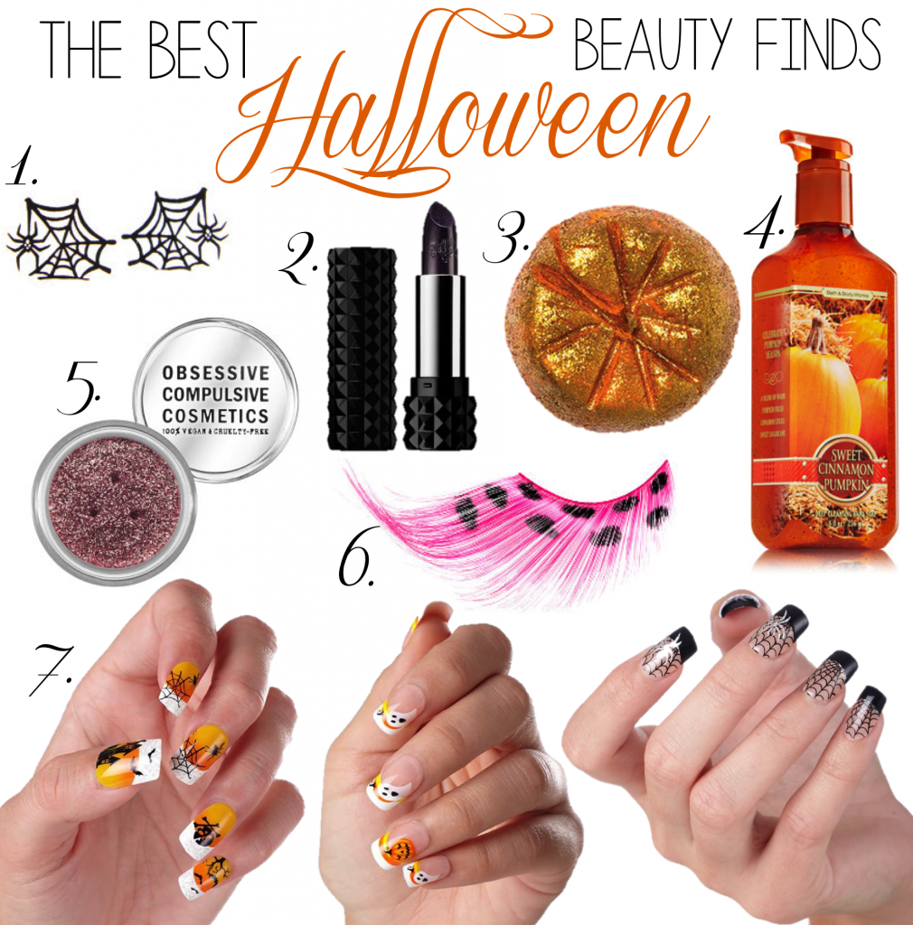 the best halloween beauty finds 2014