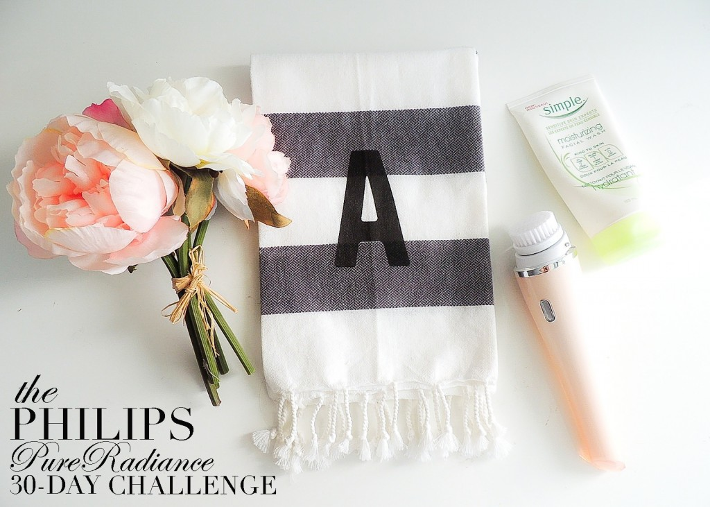 philips pureradiance 30 day challenge