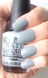 OPI 50 SHADES OF GREY COLLECTION 2