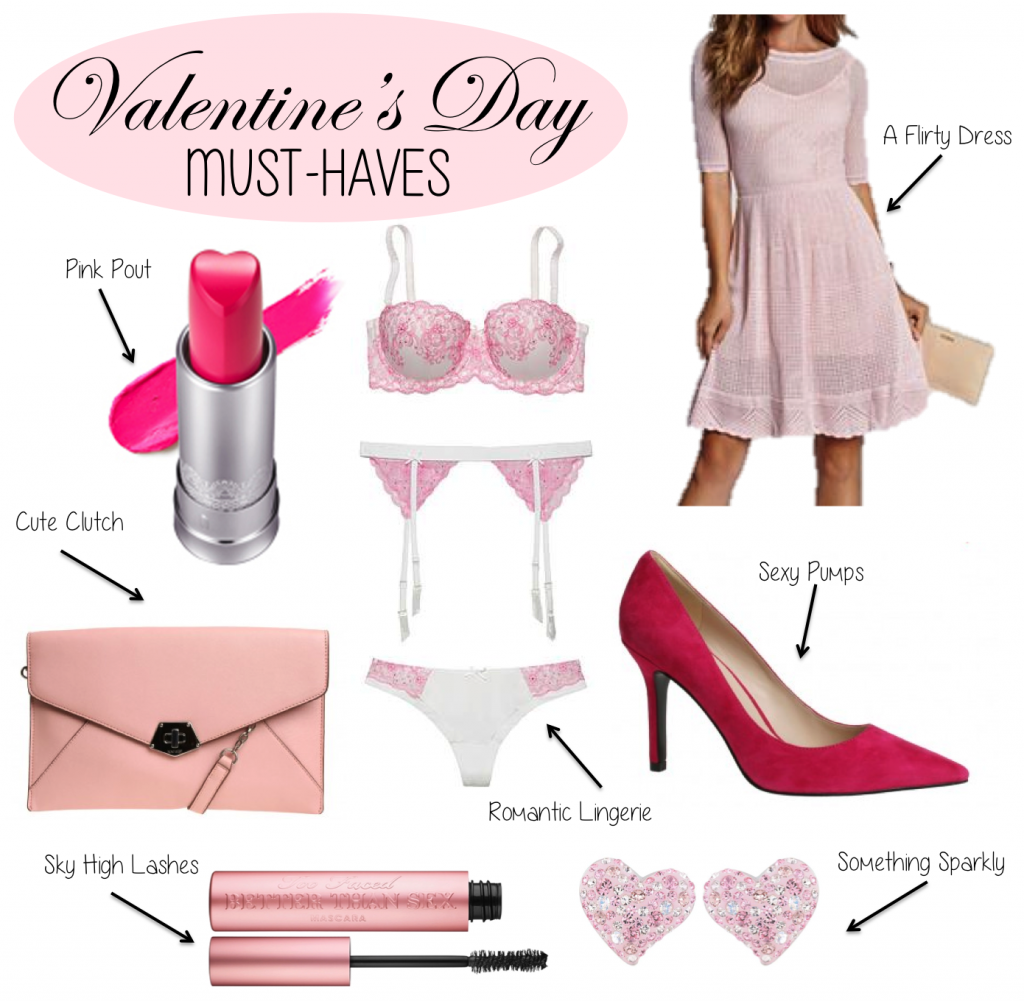 valentine's day 2015 must haves