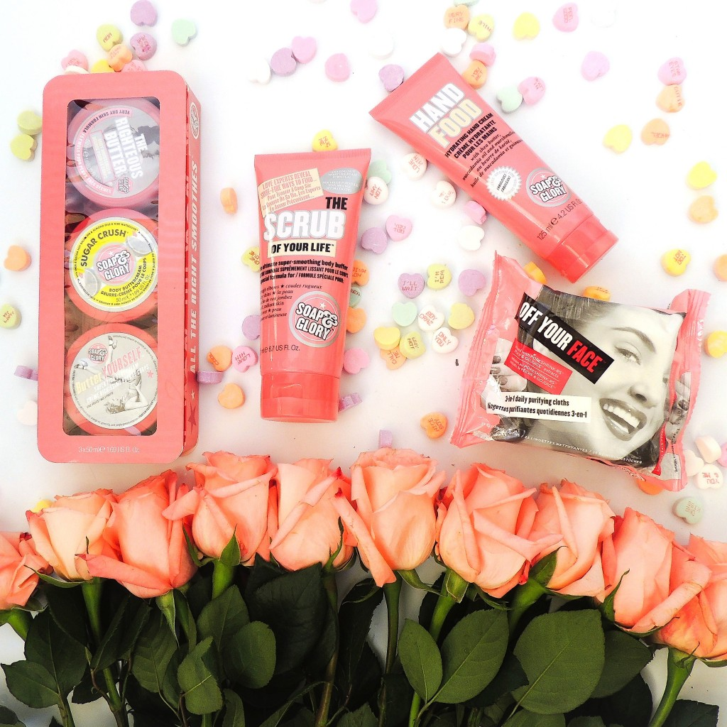valentine's day 2015 pink the town soap & glory