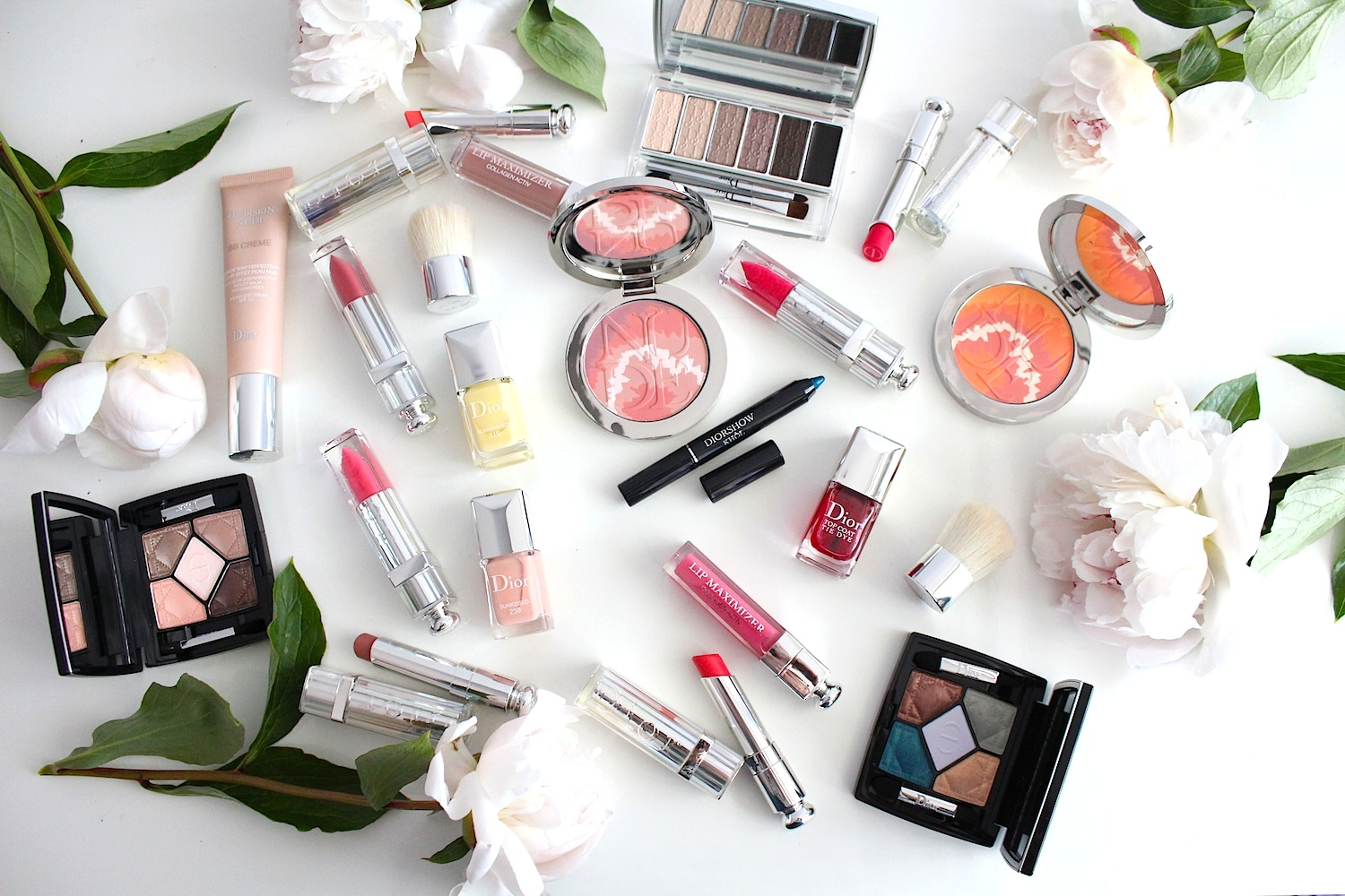 Dior Summer 2017 Makeup Collection Review