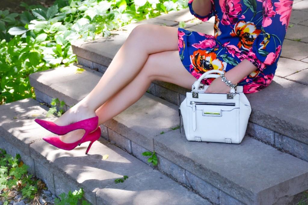 pink peony dress 3