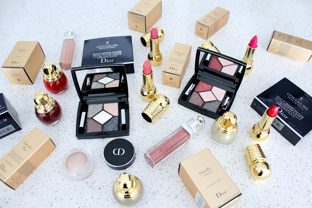 Dior Holiday Makeup Collection 2015