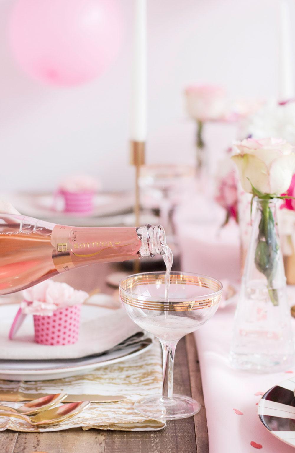 pink valentine's day decor 4