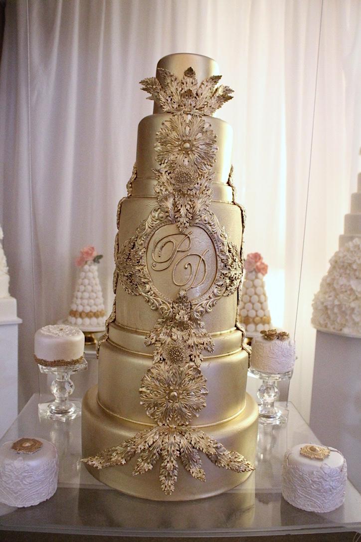 Fine Wedding Cakes
