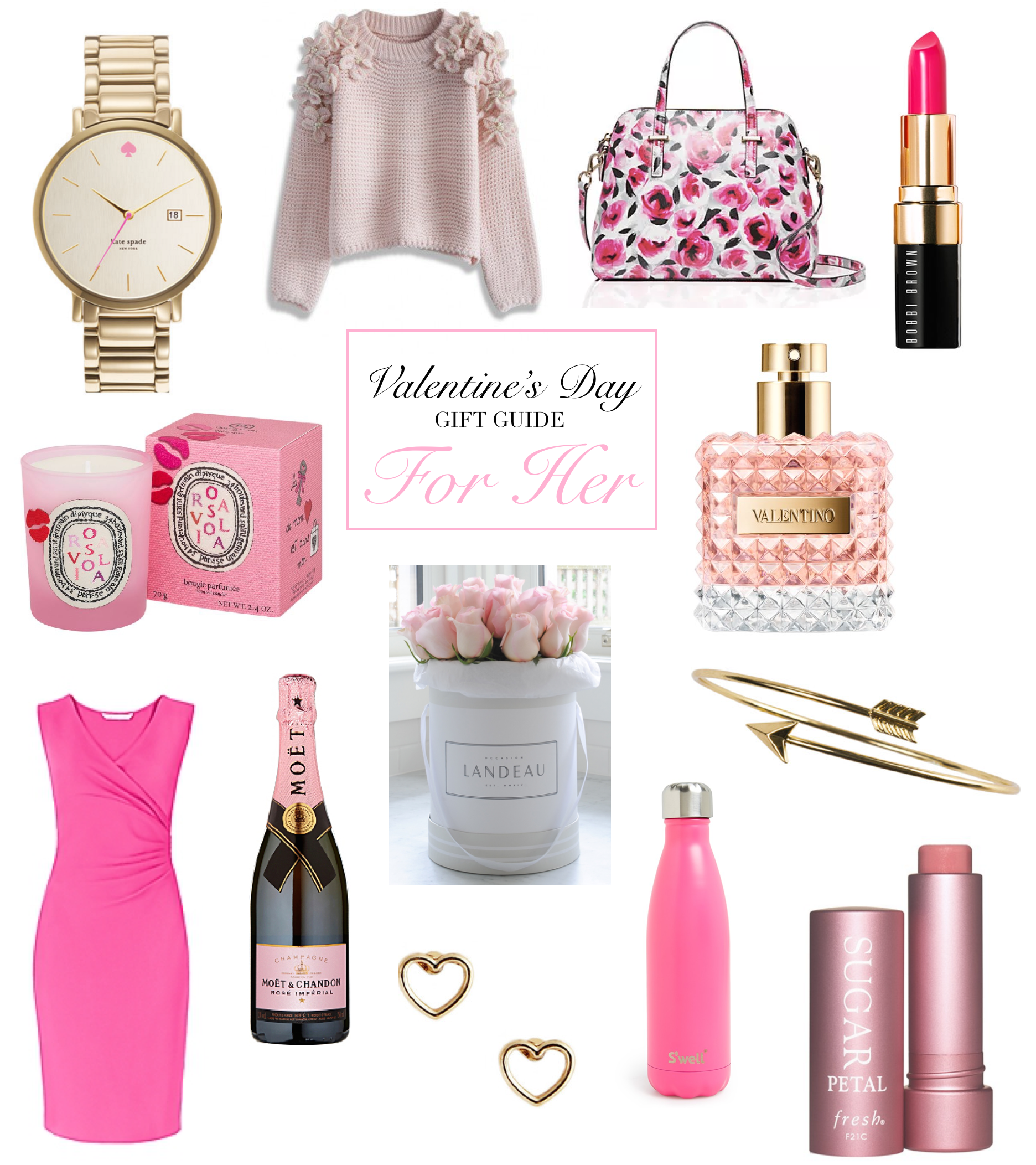 valentine's day gift guide for her 2016 2